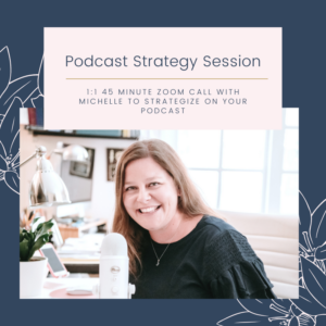 podcast strategy