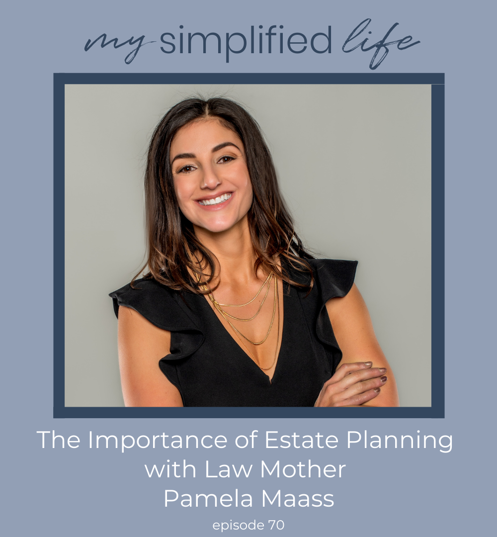 estate planning with attorney pamela maass